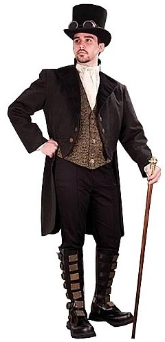 Steampunk-Empire-Opera-Coat-with-Tails